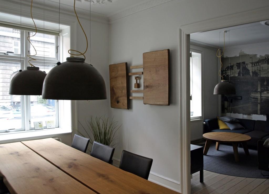 romantisk stil stue