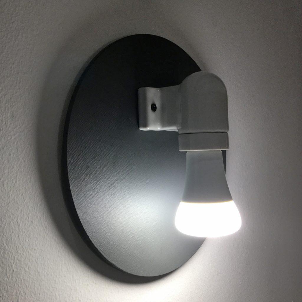 Arkonagade entre lampe 2