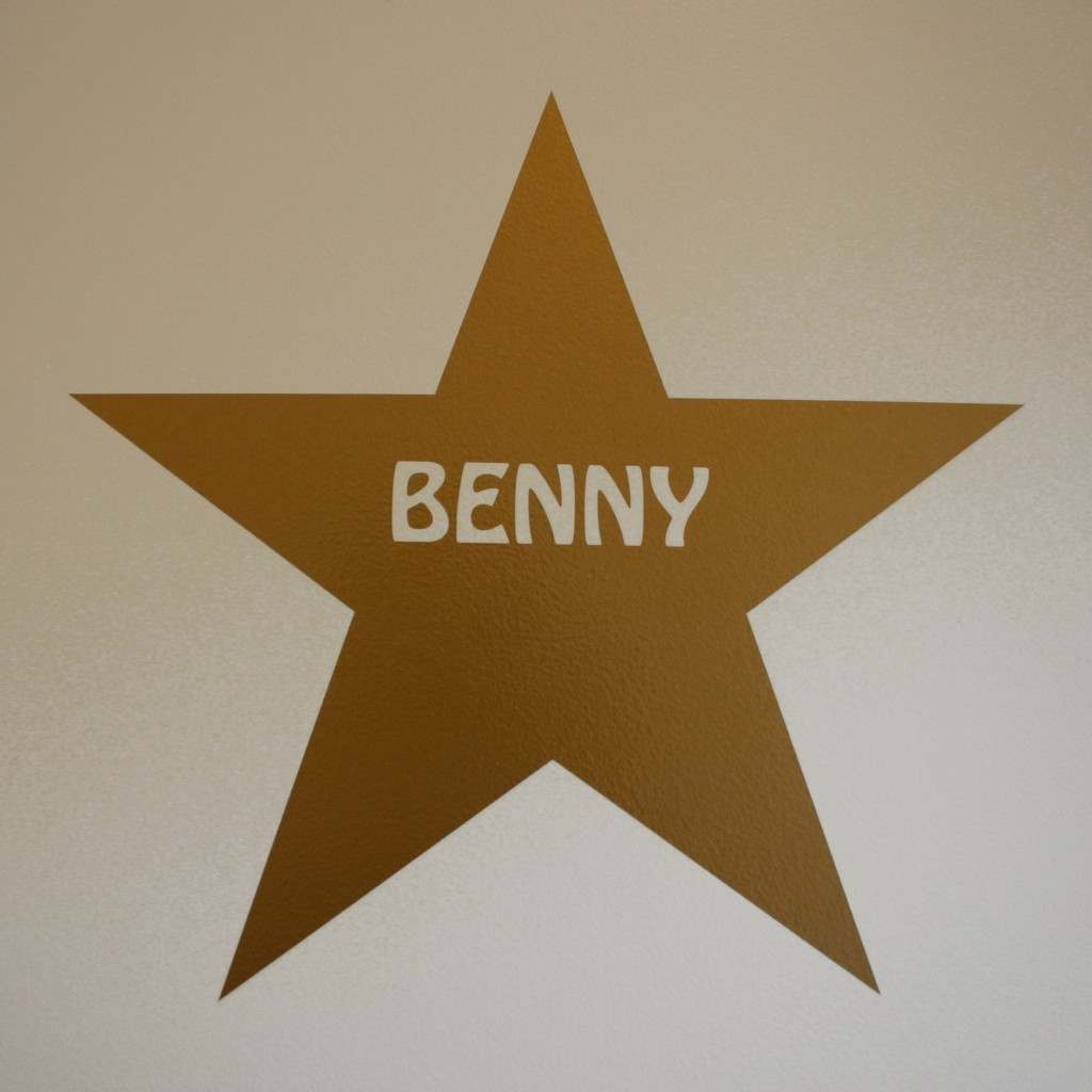 Benny stjerne