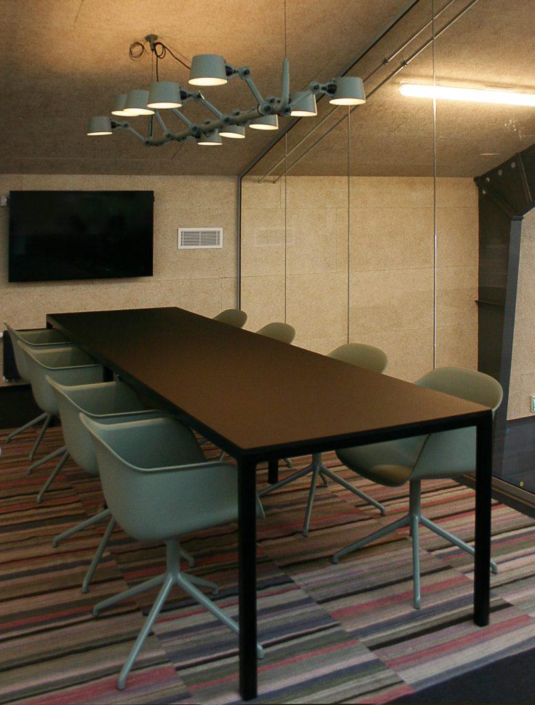 NY grønt mødelokale