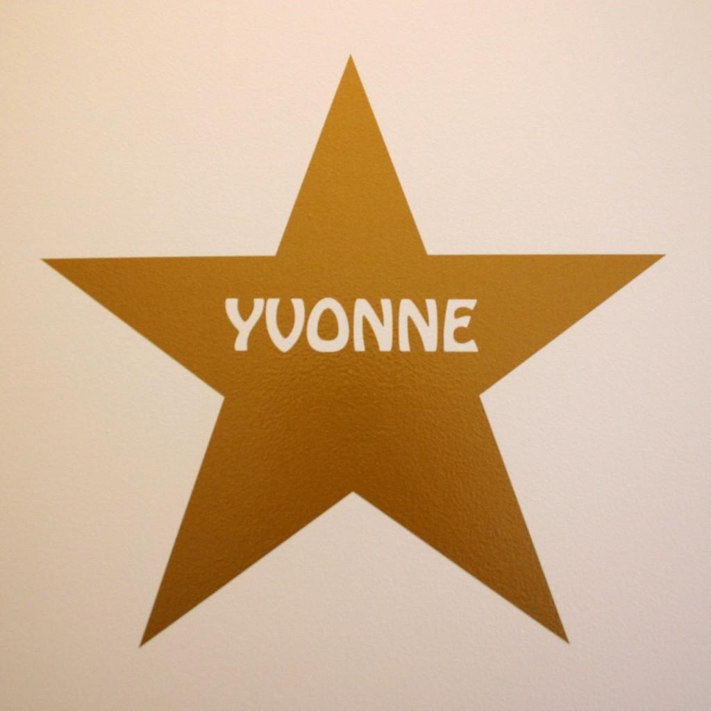 Yvonne-stjerne