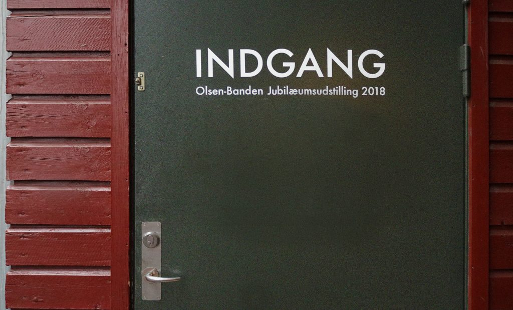 indgang Olsen-banden