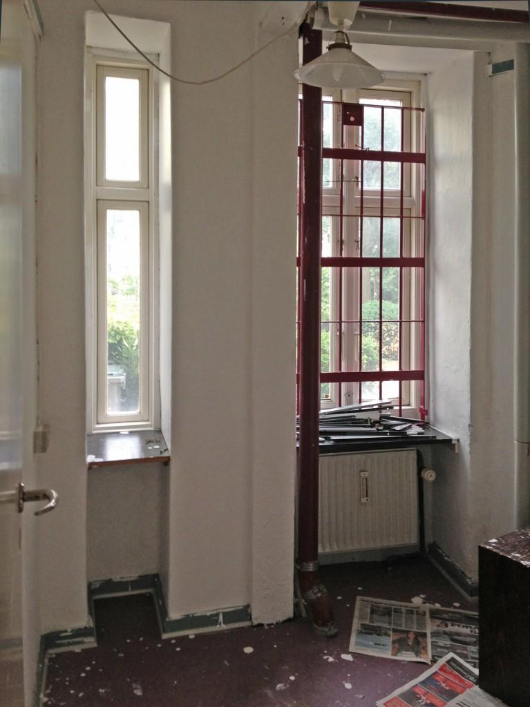 møderum før renovering