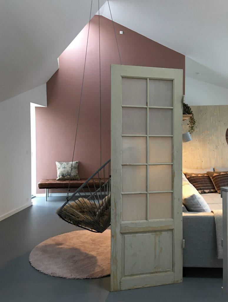 indretning af 1 sal